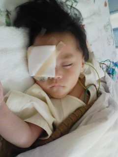 入院5日目…手術日